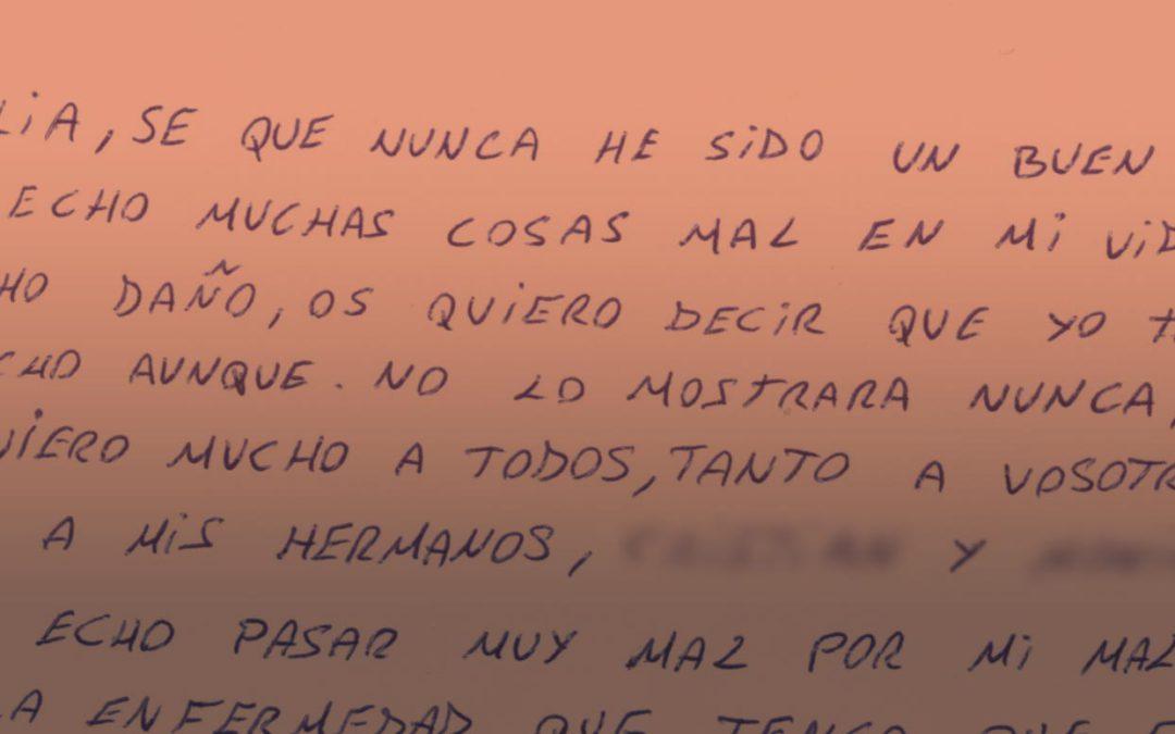 La carta que nunca envié
