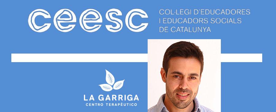 Colaboración con el Col·legi de Educadores i Educadors Social de Catalunya